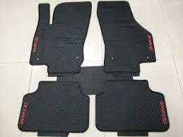 green car floor mats. Dedicated No Odor Rubber Car Floor Mats Green Latex Carpets For YETI SUPERB  FABIA RAPID GTI B