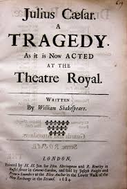 william shakespeare s julius caesar plot summary schoolworkhelper in this tragedy the tragic hero is marcus brutus who s characterized by his tragic flaw of humility as well as loyalty