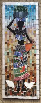 Mosaic by Sue Bird