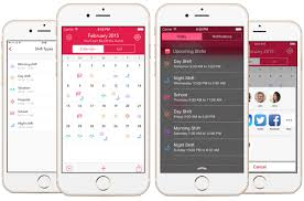 shift work schedules shifts an iphone work calendar the sweet setup