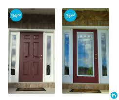 22 x 66 door glass inserts for