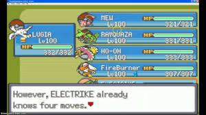 Pokemon Electrike Evolution Chart What Level Does Electrike Evolve To