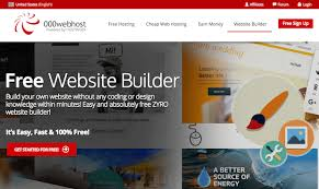 online free website creation the 20 best free website builders 2019 all their pros cons