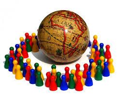 Resultado de imagen de la poblacion mundial dibujo