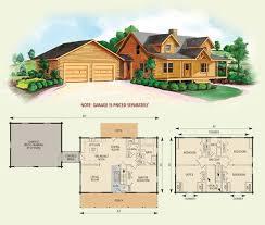 Home Plan HOMEPW76107  5140 Square Foot 5 Bedroom 4 Bathroom  4 Bedroom Log Cabin Floor Plans