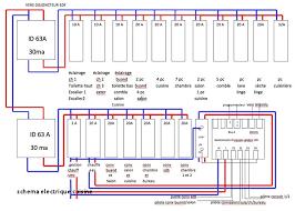 Amazing Schema Tableau Electrique Maison
