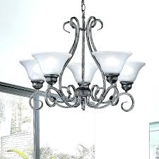 ceiling lights ceiling light no wiring without fresh iron 5 hanging chandelier instructions wire
