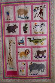 Ladybug Hill Quilts Blog | Fun, fabric and inspiration! & Jungle Walk Adamdwight.com