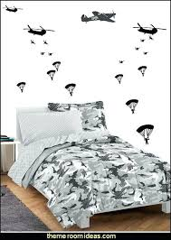 army bedding army wall decals with military paratroopers wall decals camouflage bedding army theme bedrooms military army bedding