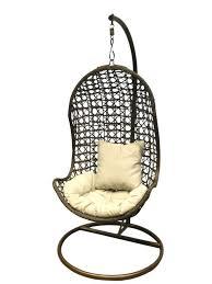 basket swing chair design ideas