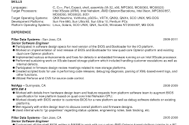 Qa Engineer Resume Sample Software Testing Examples It Template