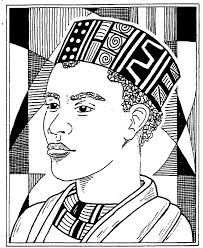 Small Picture african american coloring pages African american coloring pages