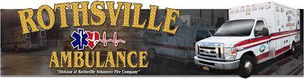 Rothsville Ambulance