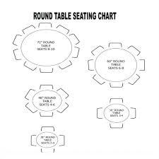 Table Seating Chart 11 Table Seating Chart Templates Doc Pdf Excel