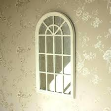 arched window frame wall decor arched wall decor window mirror wall decor plain decoration window wall