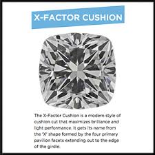 blue nile signature vs brian gavin signature cushion cut diamonds