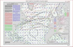 Routeing Charts Information Ocean Weather Services Benefits Of Optimum Ship Routing