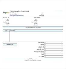 Work Invoices Work Invoices Template Contract Invoice Template 100 Free Word Excel 13