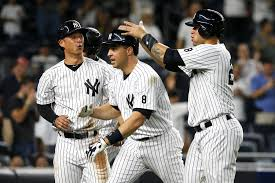 Mark Teixeira slam lifts Yankees to wet wild victory over the.