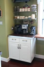 office coffee station. Coffee Station Furniture Cool In Kitchen With Additional Inspirational Home Designing . Office