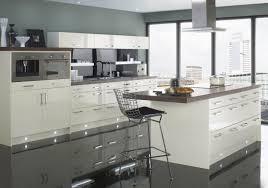 High Gloss White Kitchen Shiny White Kitchen Cabinets
