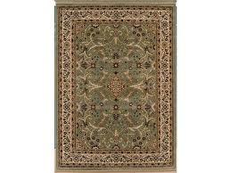shaw living kathy ireland home gallery garden fantasy area rug sage 7 8 x