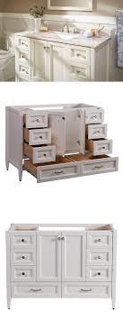 Home Decorators Bathroom Vanities Home Decorators Collection Claxby 48 In W Vanity Cabinet Only In