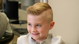 haircut tutorial for young boys thesalonguy