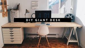 Do It Yourself Office Desk - Custom Home Office Furniture .