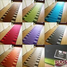 stylish non slip runner rug with short long washable runners non slip runner floor door