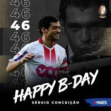Sérgio Conceição - Standard Rouche | Site Non Officiel du Standard de Liège