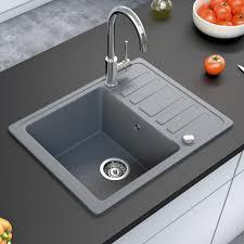 Granit Verbundspüle Spüle Küche Einbauspüle | real