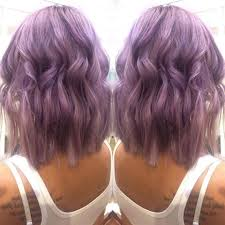 smokey lavender hair pravana s lob haircut hair by erinm hair juju hair lounge vancouver bc canada jujuhairlounge