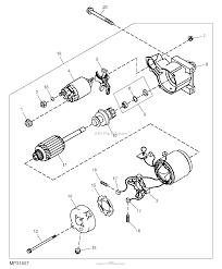 John deere parts diagrams john deere starter electrical