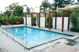 glass fence around pool fencing s brisbane glass fence around pool