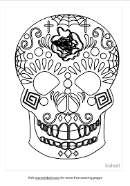 kids halloween coloring pages free