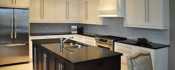 Cabinet And Stone City Kitchen Stone Backsplash Ideas With Dark Cabinets Subway Tile