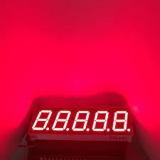 <b>5pcs</b> 0.56inch <b>1/2</b>/<b>3/4</b>/<b>5</b> Bits Digit LED Display Digital Module 7 ...