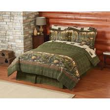 lodge bedding sets hunt