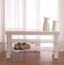 shoes furniture. Amazon.com: Legacy Decor 2 Tiers Wooden Shoe Bench Rack In Black Finish: Kitchen \u0026 Dining Shoes Furniture