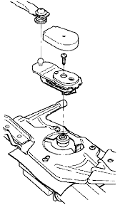 windshield wipers park in up position wiper motor mechanics the gap between wiper motor crank arm and bracket tab if the gap is not 4 8 mm 0 157 0 314 in remove the crank arm and repeat installation graphic