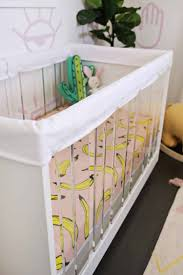 Crib Rail Cover Pattern Interesting Decorating Ideas