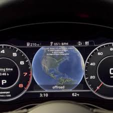 2018 audi virtual cockpit.  audi replay video with 2018 audi virtual cockpit e