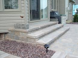 paver patio steps designs install patio steps in most fabulous home decoration ideas designing with install