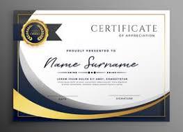 Certificate Template Free Vector Art 27675 Free Downloads