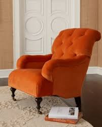 Orange Arm Chairs Foter