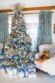 How To Decorate A Designer Christmas Tree Simple How To Make Your Christmas Tree Look Stunning