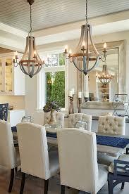 chandelier dining room lighting