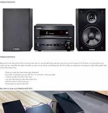 TRẢ GÓP 0%] Dàn âm thanh nghe nhạc CD Mini Yamaha MCR B370 chính hãng