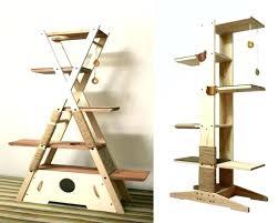 cool cat tree furniture. Designer Cat Furniture Tower Trendy Interior Designs Medium Size Pole Tree . Modern Trees Cool I